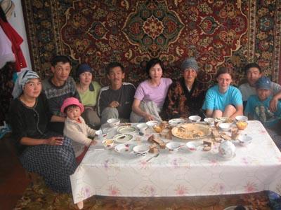 Авантуристы путешествие в кыргызстан